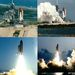 1992. május 7. STS-49. Az Endeavour űrsikló első küldetése. Az Endeavour az ötödik, azaz a legfiatalabb űrsikló, az elvesztett Challenger pótlására építették.