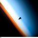 2010. február 9. Az STS-130-as küldetésen lévő űrsikló közelít a Nemzetközi Űrállomáshoz (ISS).