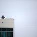 NASA-alkalmazottak figyelik a visszaszámlálást