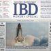 Az Investor's Business Daily címlapja