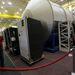 Az űrsikló rakománya ilyen tartályban utazik az ISS-ig