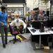 Robonaut és fiatal mérnökhallgatók