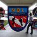 Az NBL címere.