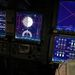 Digitális kijelzőkön a repülés adatai