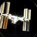 A Nemzetközi Űrállomás az Atlantisról nézve.